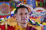 Gangteng Tulku Rinpocze