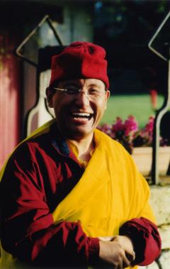 J.Ś. Gyalwang Drukpa