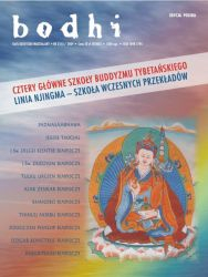 Bodhi - okładka