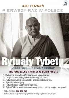 Rytuały Tybetu