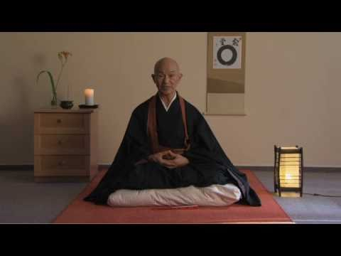 Introduction to zen practice – Taigen Shodo Harada Roshi